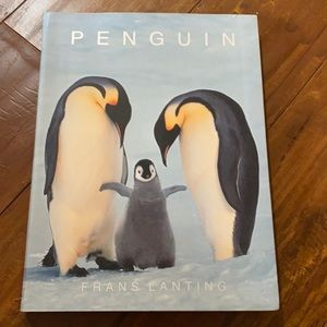 Penguin book filled with photos